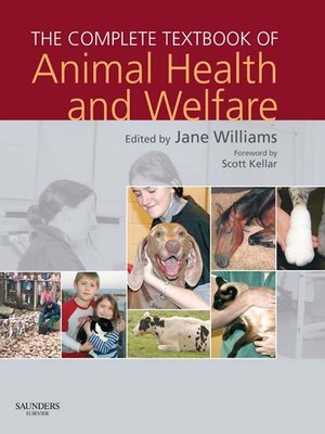 cover image of The Complete Textbook of Animal Health & Welfare E-Book