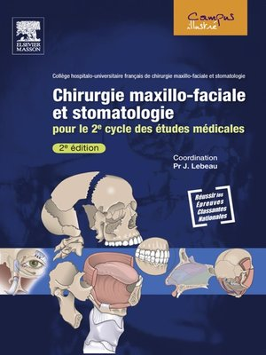 cover image of Chirurgie maxillo-faciale et stomatologie