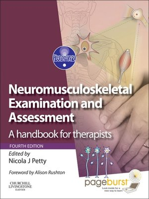 Pdf neuromusculoskeletal assessment examination and