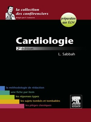 cover image of Cardiologie