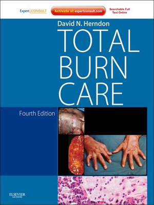 cover image of Total Burn Care E-Book