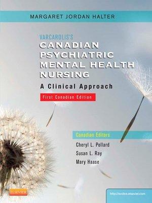 Varcarolis S Canadian Psychiatric Mental Health Nursing Canadian