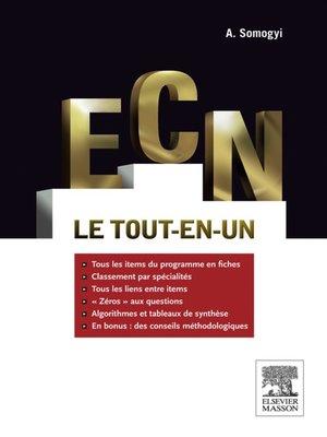 cover image of ECN Le Tout-en-un