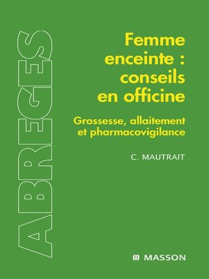 cover image of Femme enceinte
