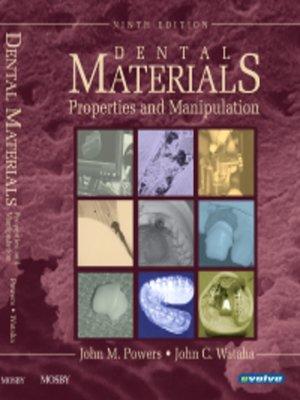 cover image of Dental Materials E-Book