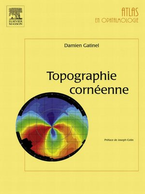 cover image of Topographie cornéenne