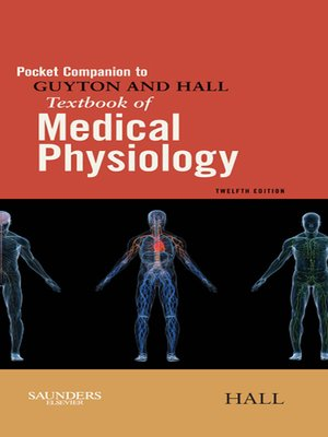 Pocket Companion to Guyton & Hall Textbook of Medical Physiology by ...