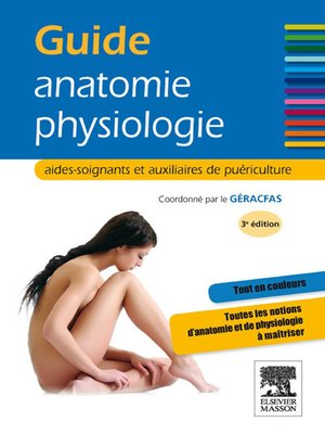 cover image of Guide anatomie-physiologie