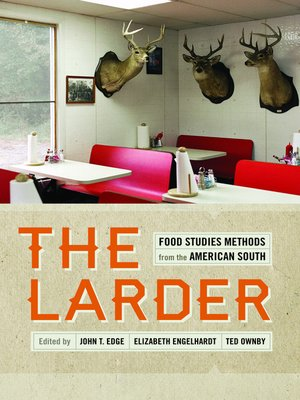 cover image of The Larder