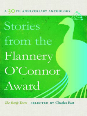 cover image of Stories from the Flannery O'Connor Award