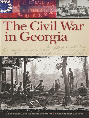 cover image of The Civil War in Georgia