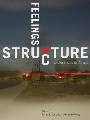 cover image of Feelings of Structure