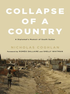 cover image of Collapse of a Country