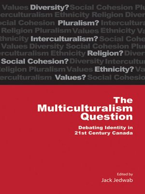 cover image of Multiculturalism Question