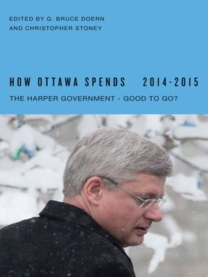 cover image of How Ottawa Spends, 2014-2015