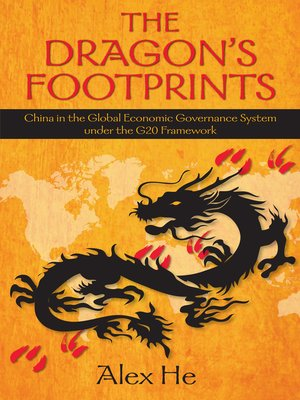 cover image of The Dragon's Footprints