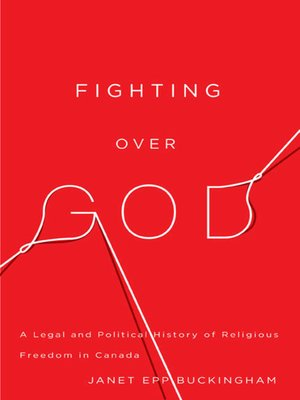 cover image of Fighting over God