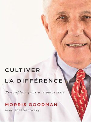 cover image of Cultiver la différence