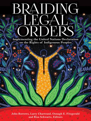 cover image of Braiding Legal Orders