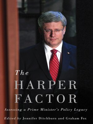 cover image of The Harper Factor