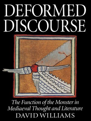 cover image of Deformed Discourse