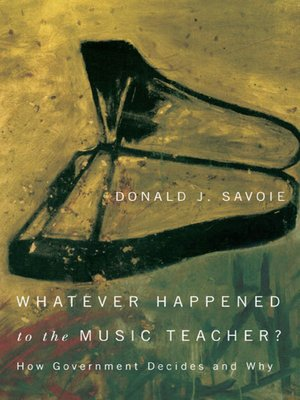 cover image of Whatever Happened to the Music Teacher?