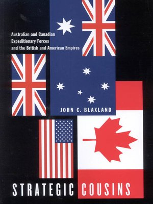 cover image of Strategic Cousins