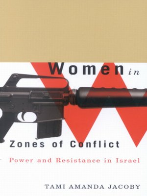 cover image of Women in Zones of Conflict