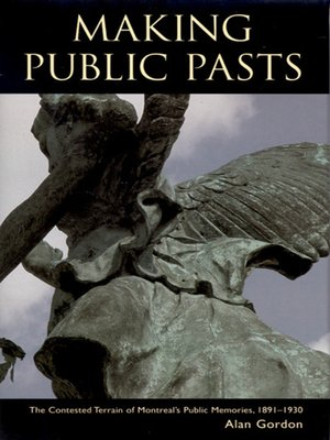 cover image of Making Public Pasts
