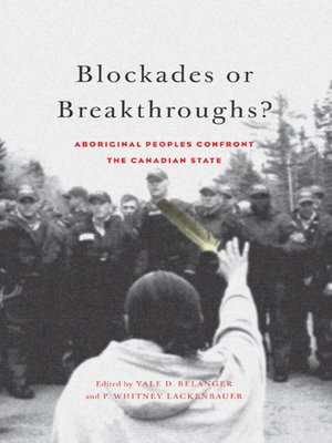 cover image of Blockades or Breakthroughs?