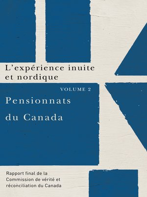 cover image of Pensionnats du Canada