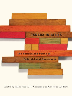 cover image of Canada in Cities