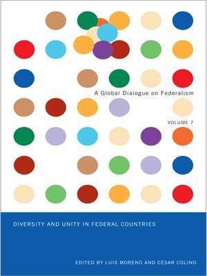 cover image of Diversity and Unity in Federal Countries
