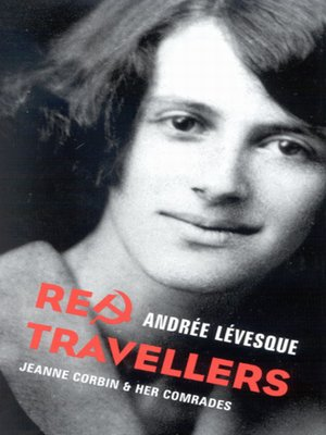 cover image of Red Travellers