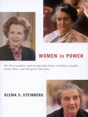 cover image of Women in Power