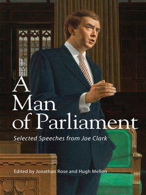 cover image of A Man of Parliament
