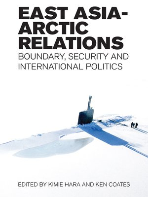 cover image of East Asia-Arctic Relations