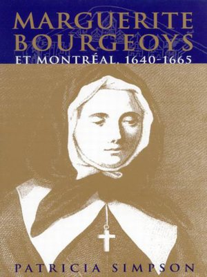cover image of Marguerite Bourgeoys et Montréal