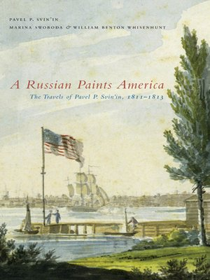 cover image of A Russian Paints America