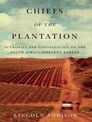 cover image of Chiefs of the Plantation