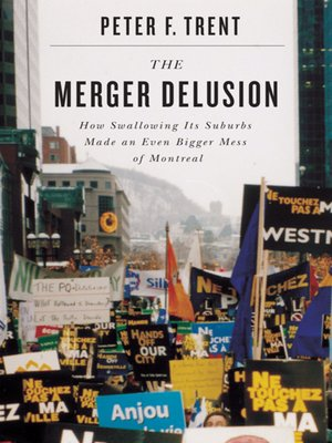 cover image of The Merger Delusion