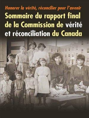 cover image of Honorer la vérité, réconcilier pour l'avenir
