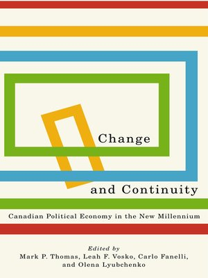 cover image of Change and Continuity