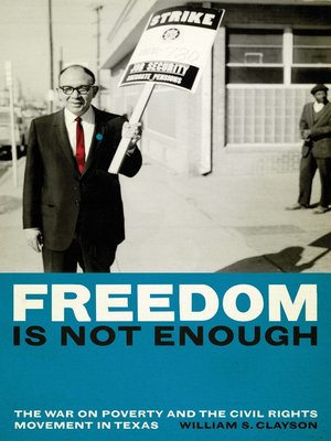 cover image of Freedom Is Not Enough