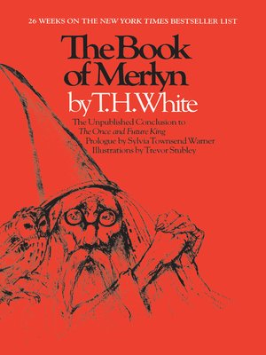 cover image of The Book of Merlyn