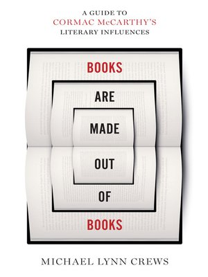 cover image of Books Are Made Out of Books