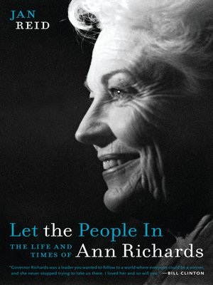 cover image of Let the People In