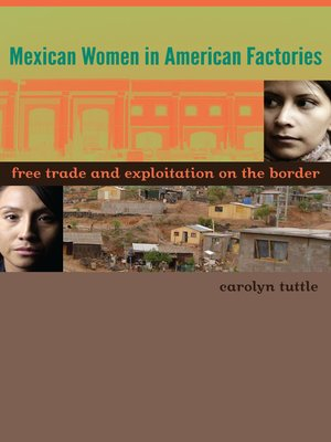 cover image of Mexican Women in American Factories