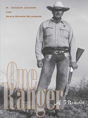 cover image of One Ranger
