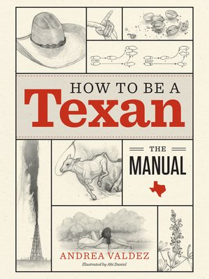 cover image of How to Be a Texan